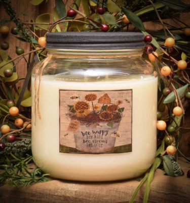 Spiced Honey Cake 64 oz Jar Candle
