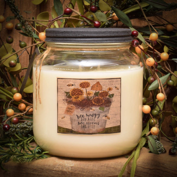 Spiced Honey Cake 64 oz Jar Candle