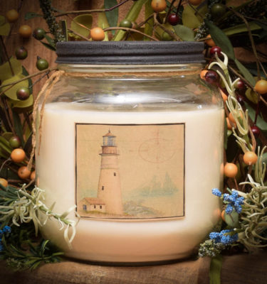 Beach 64 oz Jar Candle