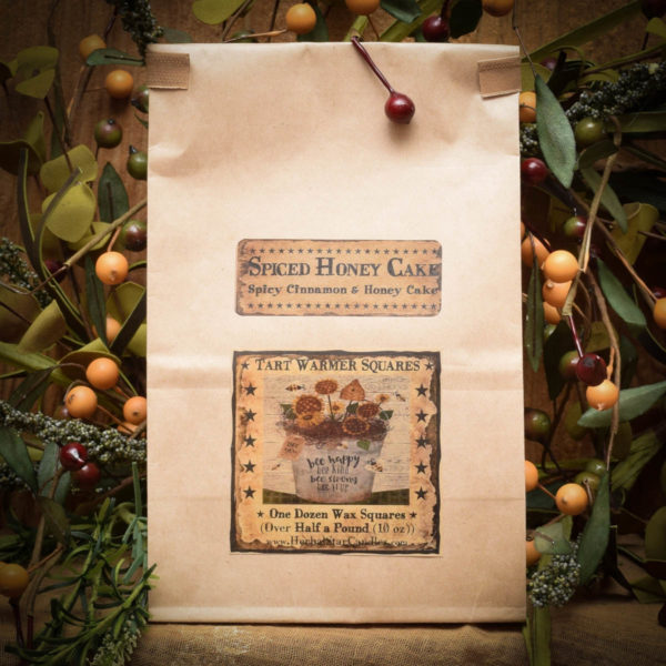 Spiced Honey Cake bag of 12 tarts