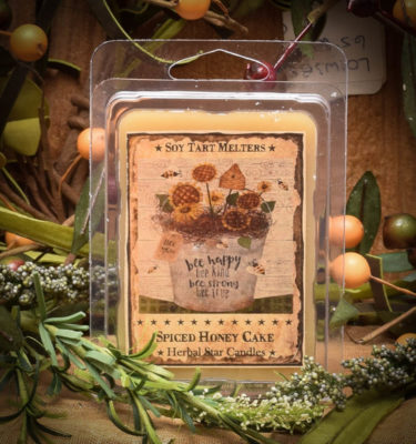 Spiced Honey Cake mini pack of 6 tarts