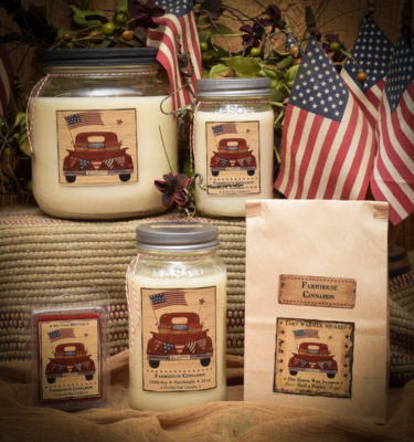 Farmhouse Cinnamon Collection
