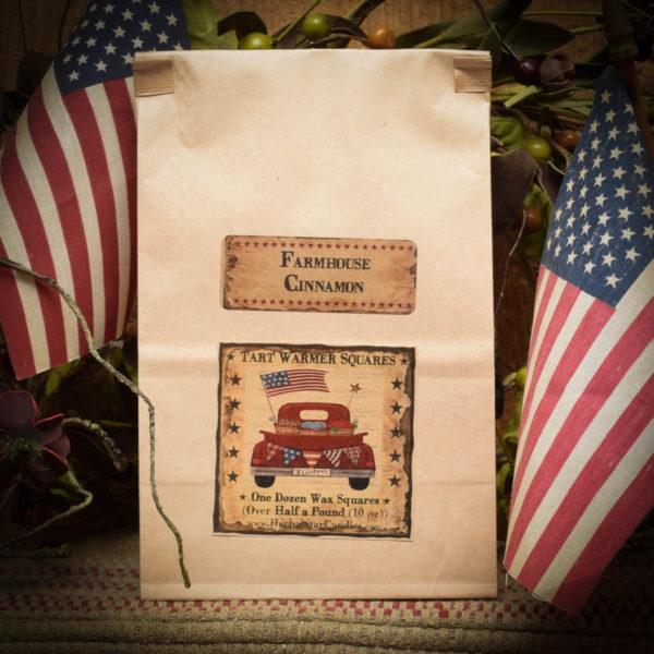 Farmhouse Cinnamon bag of 12 tarts