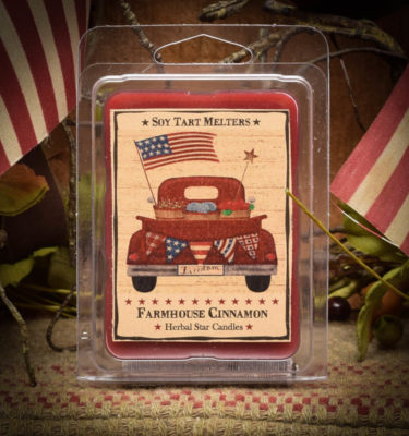 Farmhouse Cinnamon Mini Pack of 6 tarts
