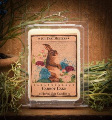 Carrot Cake Mason Jar mini tart