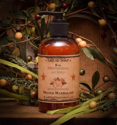 Orange Marmalade Liquid Soap