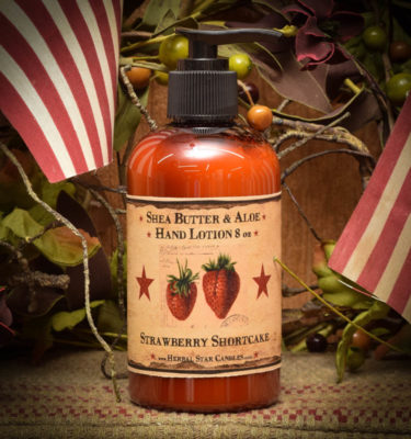 strawberry shortcake lotion