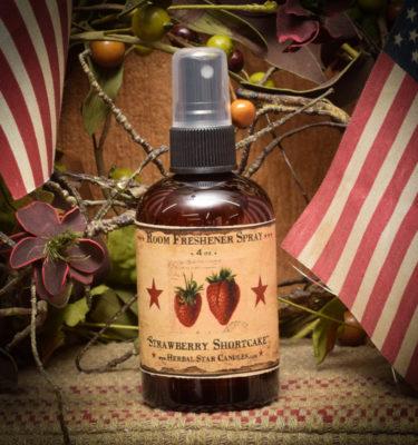Strawberry Shortcake Room Spray