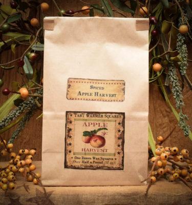 Spiced Apple Harvest Bag of 12 Tarts