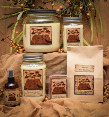 Praline Nut Cluster collection