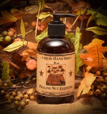 Praline Nut Cluster liquid hand soap