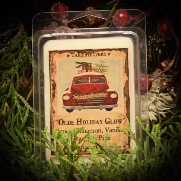 Olde Holiday Glow Mini Pack of 6 tarts