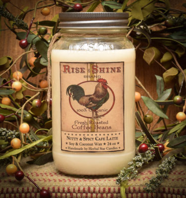 Hen House Cafe 24 oz Jar Candle
