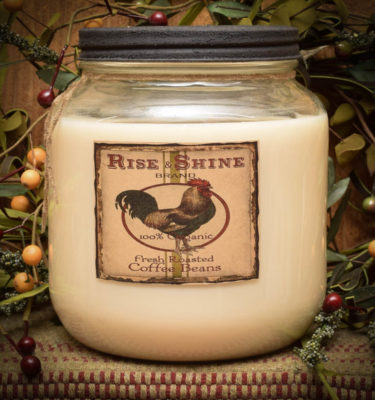 Hen House Cafe 64 oz Jar Candle