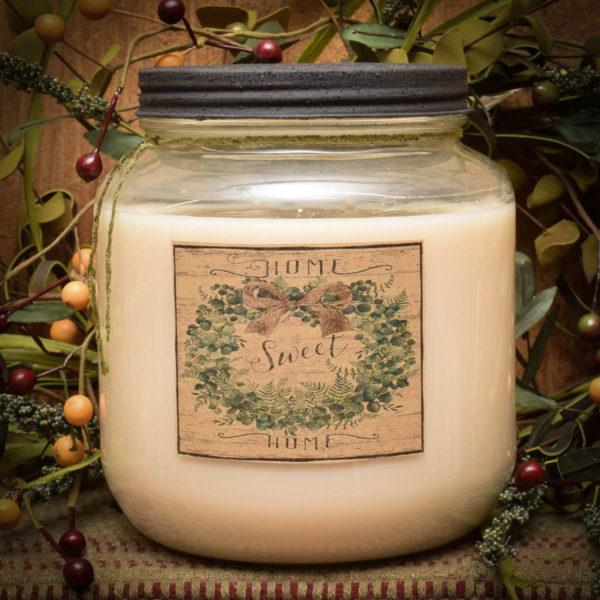 Home 64 oz Jar Candle