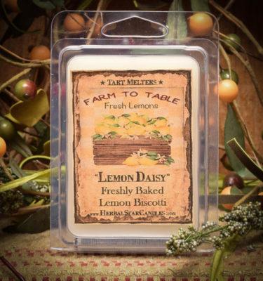 Lemon Daisy Mini Pack of 6 tarts