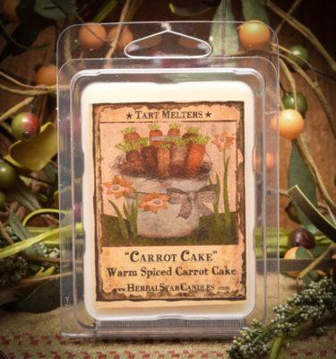 Carrot Cake mini tart