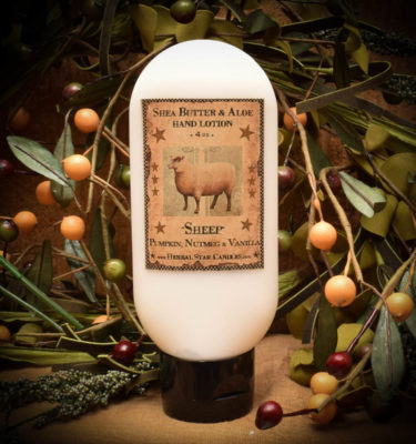 Sheep Shea Butter and Aloe Lotion 4 oz