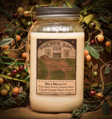 Bed and Breakfast 24 oz Jar Candle