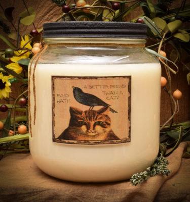 Snickerdoodle Simon 64 oz Jar Candle