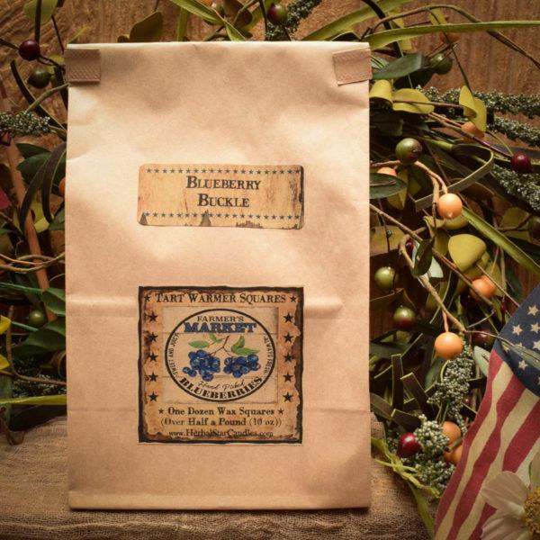Baked Blueberry Buckle Bag of 12 Tarts