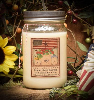 summer celebration 16 oz jar