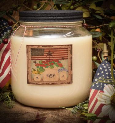summer celebration 64 oz jar