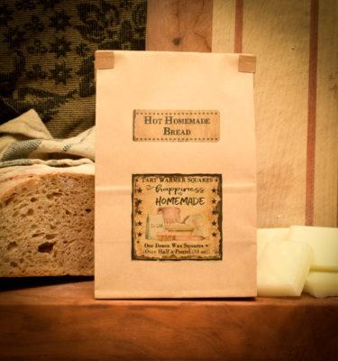 Hot Homemade Bread Bag of 12 Tarts