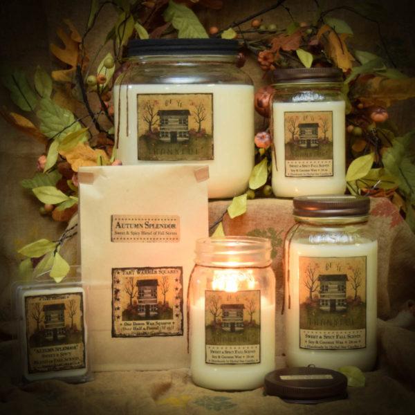 Autumn Splendor Collection