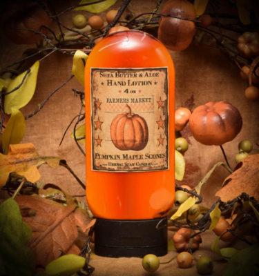 Pumpkin Maple Scones Lotion