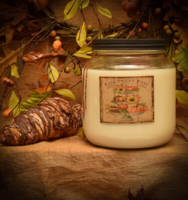 Incredible Chocolate Croissant 64 oz jar candle