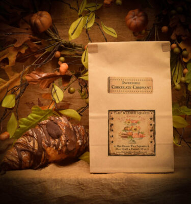 Incredible Chocolate Croissant Bag of 12 Tarts