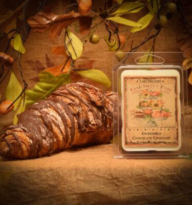 Incredible Chocolate Croissant Mini Tarts