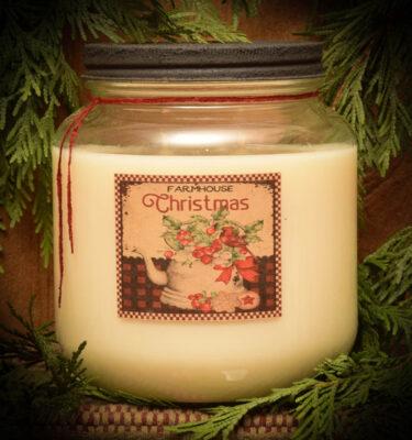 Cranberry Spice Simmer 64 oz jar candle