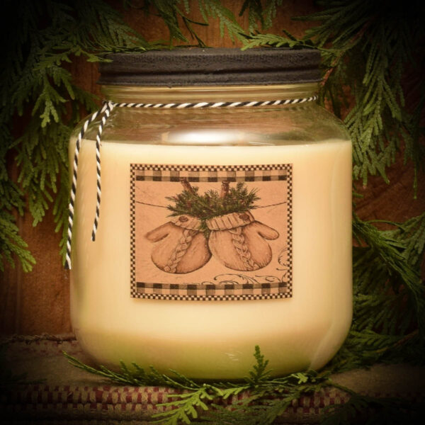 Home Made Gingerbread 64 oz jar candle