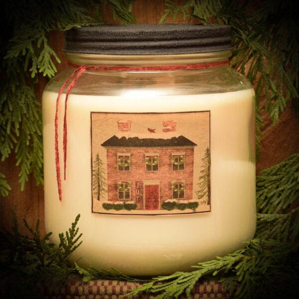 Orange & Clove 64 oz jar candle