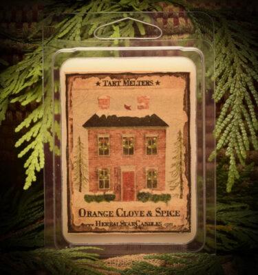 Orange & Clove Mini pack of 6 Tarts