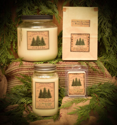 Pine Star Shine with Woodsy Bayberry Collection